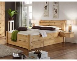 Łóżko sosnowe Majestic II 140