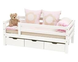 Łóżko sosnowe parterowe Maja BASIC 17 70x160cm
