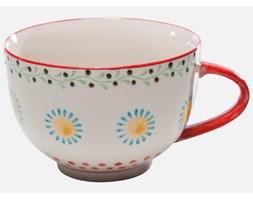 Kare Design Filiżanka Grandmas Flowers czerwona - 35967c