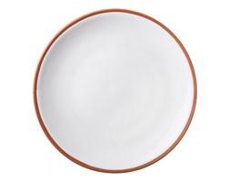 Talerz ceramiczny średnica 19,5cm biały