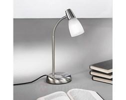 Szlachetna lampa stołowa LORENA satyna