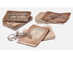 Notatnik Dekoracyjny Vintage (4/Set) Kare Design 37301