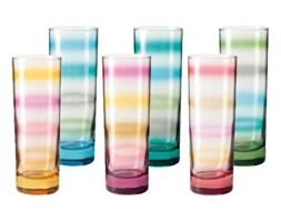 Zestaw 6 szklanek Rainbow Leonardo 018097