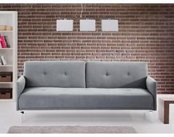 Sofa do spania - kanapa rozkladana - szarozielony - Lucan