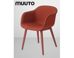 Muuto Fiber Chair Wood Soft | design-spichlerz.pl