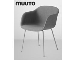 Muuto Fiber Chair Tube Soft | design-spichlerz.pl