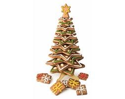 Choinka bożonarodzeniowa duża DELÍCIA, zestaw do wykrawania