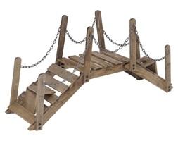 Most z drewna sosnowego