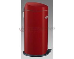 Kosz na śmieci Wesco CapBoy Maxi 22 l czerwony