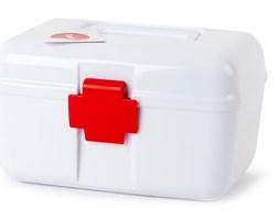"""Balvi: Plastikowe pudełko na leki """"L"""""""