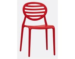 Krzesło Top Gio czerwone Machina Meble 2317-40