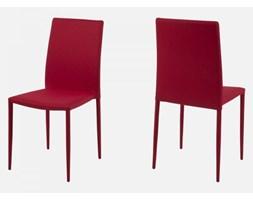 Krzesło Piana czerwone Actona 0000054408