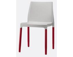 Krzesło Chloe Trend Chair Mon Amour Bicolore białe Machina Meble 2638-212