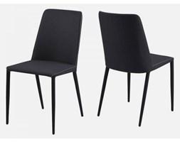 Homelike Nowoczesne Krzesło z tkaniną Maintens - 0000061063
