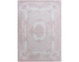 Dywan naturalny vintage 8242 Rose - biało różowy 80x150 cm