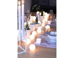 Cotton Ball Lights :: Pure White 35 kul