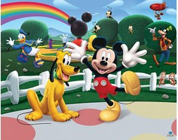 Tapeta Walltastic 3D Mickey Mouse