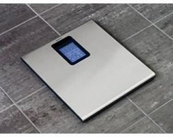 Waga elektroniczna Brabantia Clock Matt Steel FPP z zegarem