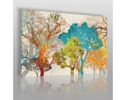 Energia barw - nowoczesny obraz na płótnie