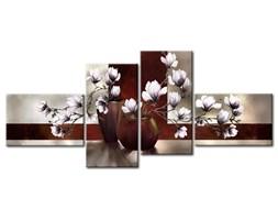 BIMAGO Obraz Magnolie w wazonie