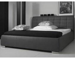 Łóżko Clou 160 (szary)