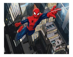 Tapeta dla dzieci 3D Walltastic - Spiderman 4