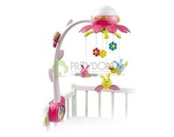 Cotoons Karuzelka nad łóżeczko różowa 211374