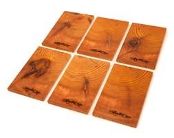 Drewniana podkładka na sztućce