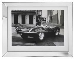 HK Jaguar McQueen 92x70cm photo