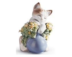 Figurka Rozmarzone kocię 11x10 cm