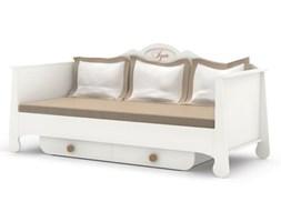 Pinio Parole łóżko 200x90 Biały-Brązowy * W-WA odbiór 0 zł *