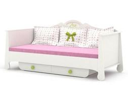 Pinio Parole łóżko 200x90 Biały-Zielony * W-WA odbiór 0 zł *