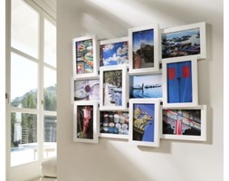 Ramka na 12 zdjęć Shabby Chic collage