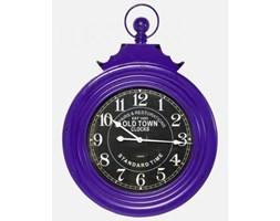 Zegar Ścienny Old Town Purple Kare Design 33995