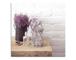 Lawenda bukiet z suszonych kwiatów, Obraz na płótnie - Canvas