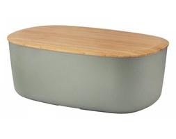 RIG-TIG by Stelton - Chlebak - Pojemnik na Chleb z Deską Bambusową - Szary