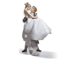 Figurka młodej pary - szczęśliwy dzień