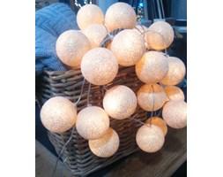 Cotton Ball Lights :: Golden shell 20 kul