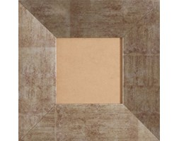 Dekoria Ramka Agnes Brown&Gold 35,5x35,5cm, 35,5x35,5cm