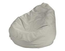 Dekoria Worek do siedzenia, melanż szaro-beżowy, Ø50x85 cm, Loneta