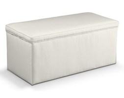 Dekoria Skrzynia tapicerowana, naturalna surówka, 120x40x40 cm, Loneta
