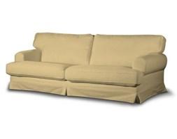 Dekoria Pokrowiec na sofę Ekeskog rozkładaną, żółto-piaskowy melanż, sofa ekeskog rozkładana, Living