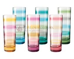 Zestaw 6 szt. szklanek RAINBOW Leonardo