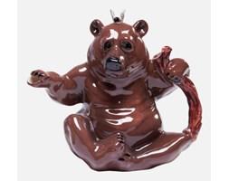 Czajnik na Herbatę Show Bear brązowy Kare Design 35548braz