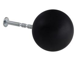 Uchwyt kula 3,5 cm czarny mat