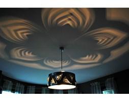 LAMPA nowoczesna niezwykly design BIG LEAVES na DaWanda.pl