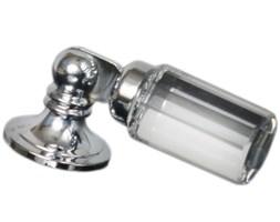 JB Cylindre Clear 2x5,5cm uchwyt zwis