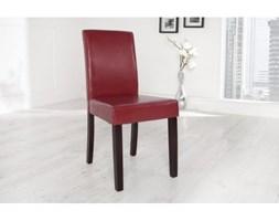 Krzesło Genua czerwone Invicta Interior i35255