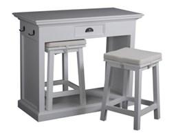 Dekoria Komplet Milton - wyspa kuchenna z 2 krzesłami i poduszkami -20%, 105x85x50cm