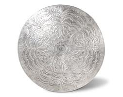 Dekoracja ścienna w kolorze srebrnym